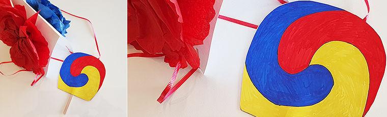 Korean paper crafts